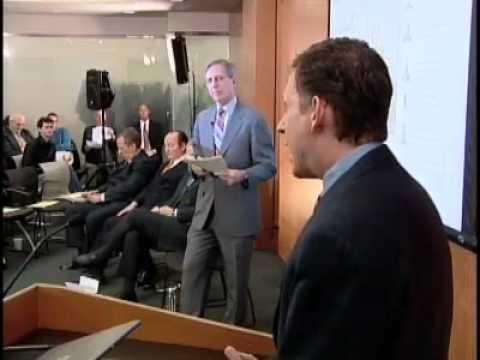 How Peter Thiel foresaw the economic crisis