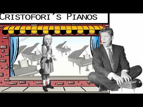 The Stuff of Genius- Bartolomeo Cristofori: The Real-life Piano Man