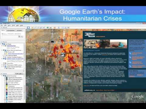 TEDxDuke - Christine Erlien on Google Earth's Impact