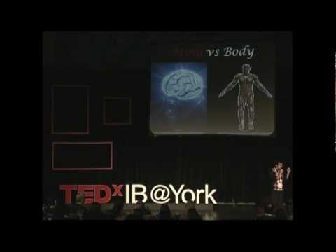 TEDxIB @ York  - Amin Sharifi - The Power of Will