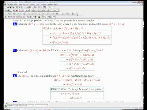 Intro to differential forms (part 13)