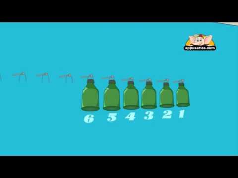 Nursery Rhyme - Ten Green Bottles