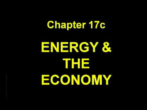 Crash Course: Chapter 17c - Energy and the Economy by Chris Martenson