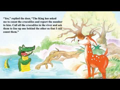 English Talking Book - Clever Deer