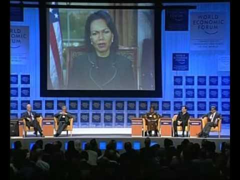 Condoleezza Rice on the Rise of China