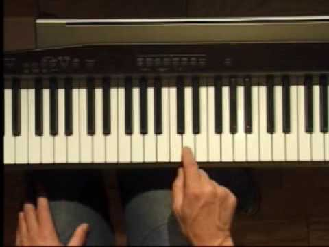 Piano Lesson - What is a flat?