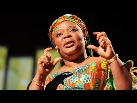 Leymah Gbowee: Unlock the intelligence, passion, greatness of girls