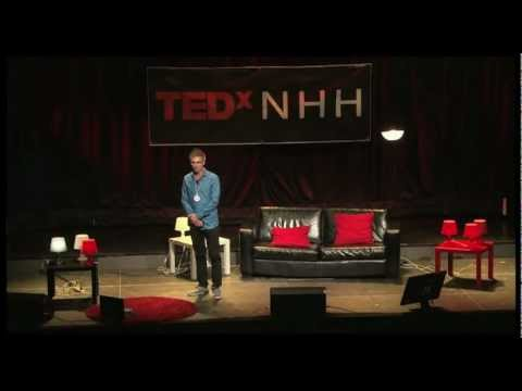 TEDxNHH - Michael King - No-nonsense design
