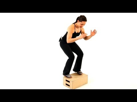 How to Do a Box Jump | Boot Camp Workout for Women
