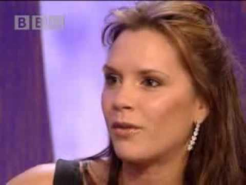 Victoria Beckham interview - Parkinson - BBC