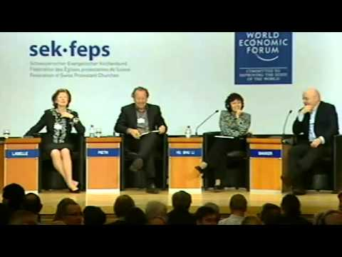 Davos Open Forum 2011 - Can We Fight Corruption?