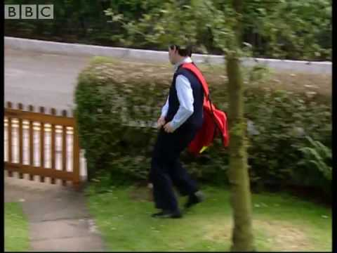 A Postman's Revenge - Big Train - BBC comedy