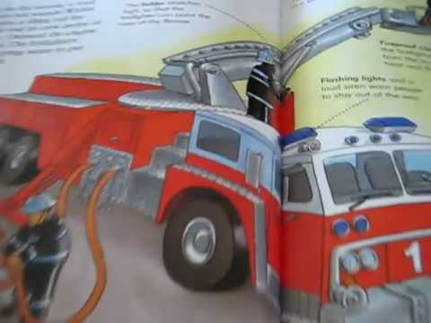 Preschool - Science. Firemen