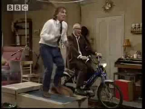 Time to exercise - Bottom  - BBC comedy
