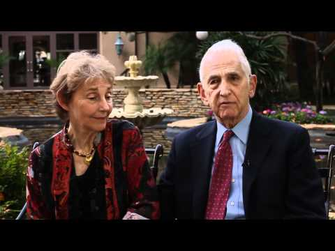 POV | The Most Dangerous Man in America | Interview with Daniel & Patricia Ellsberg  | PBS