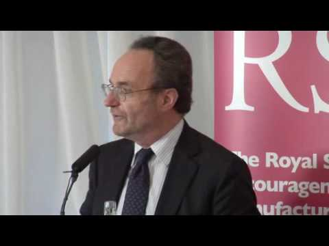 Professor Geoffrey Crossick - The Value of Higher Education