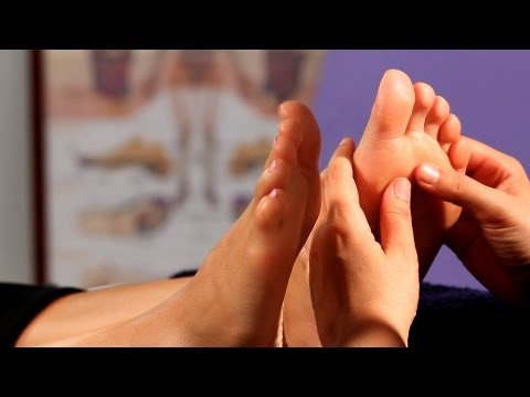 Foot Reflexology and Cancer