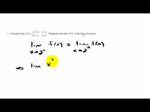 Math 229 Exam 1 #5