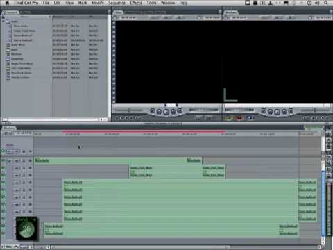 Final Cut Pro 7 - Amazing Mixdown Feature