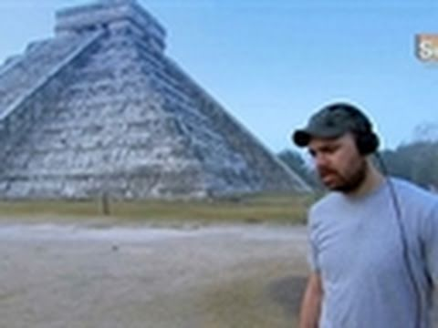 An Idiot Abroad- Karl Visits Chichen Itza