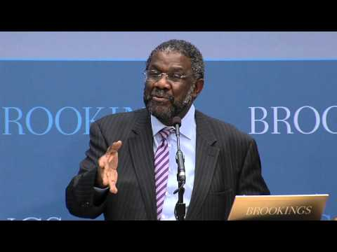 Ralph Smith: Confronting the Issue of Persistent Poverty