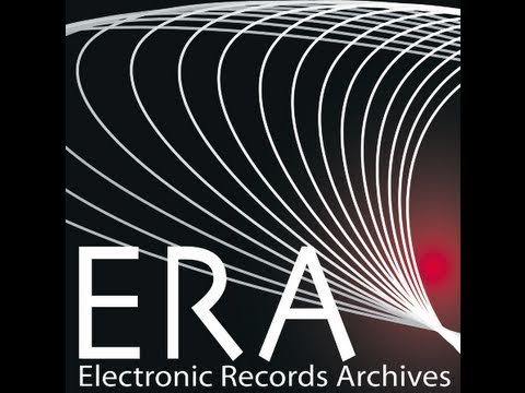ERA — Electronic Records Archives