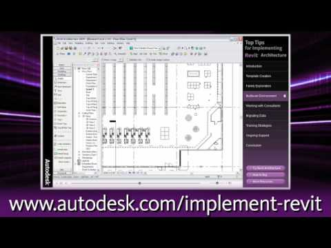 Top Tips for Implementing Revit Architecture