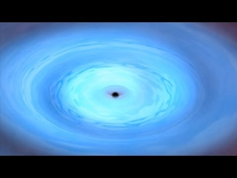 Science Bulletins: Baby Black Hole Lives Close By