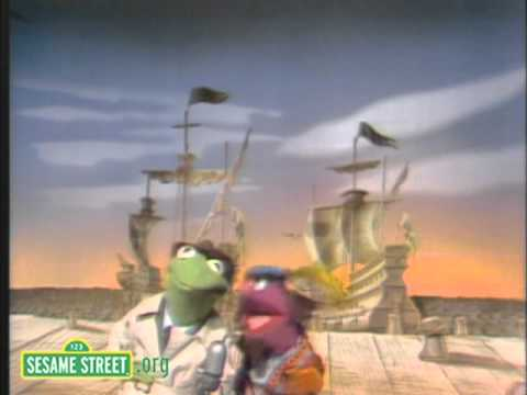 Sesame Street: Kermit News: Columbus