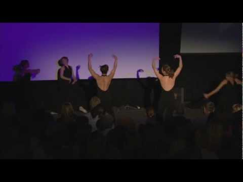 TEDxJacksonHole - Keith Phillips, Babs Case & Contemporary Dance Wyoming - Fall and Find