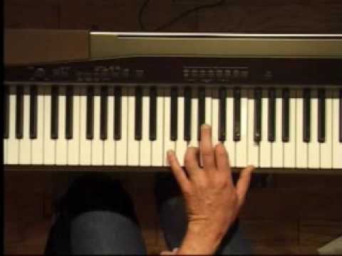 Piano Lesson - F Major Triad Inversions (Left Hand)