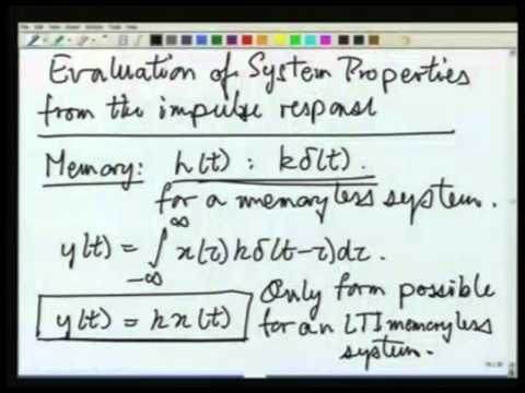 Lecture-14 Properties of Convolution