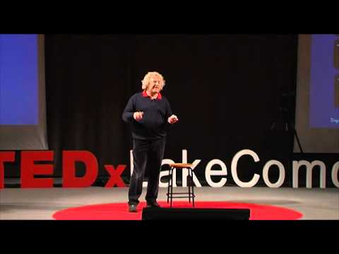 TEDxLakeComo -- Diego Fornasari  - to each his own medicine