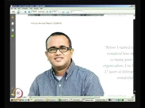 Mod-01 Lec-09 Financial Statement Analysis
