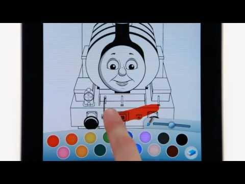 Thomas & Friends: All New Thomas & Friends Story Inspired Apps