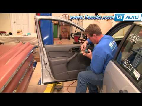 How To Install Replace Outside Door Handle Ford Focus 00-07 1AAuto.com