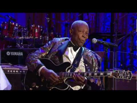 "In Performance at the White House | B.B. King ""The Thrill is Gone"" 