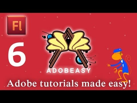 Animating and Masking Tutorial In Flash CS4