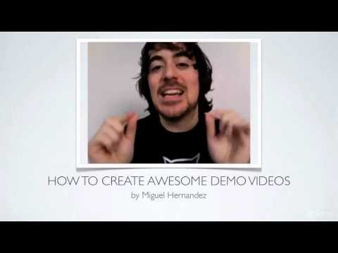 How to Create an Awesome Demo Video for Your Business - Introduction