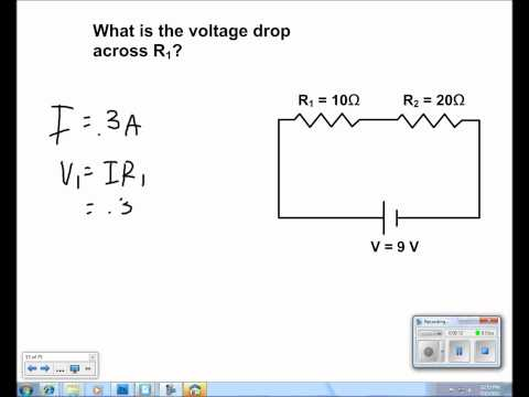 Electric Current and Circuits Presentation #26