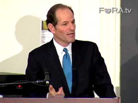 Eliot Spitzer: New Banking Reforms a 'Regulatory Charade'