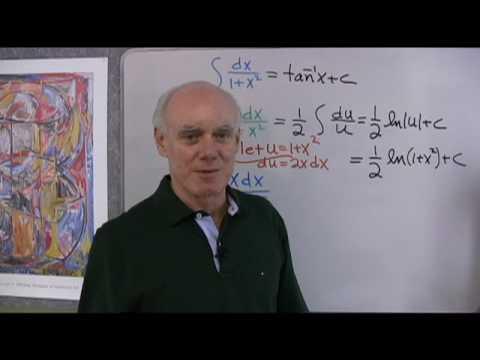 Calculus: Integrals 6