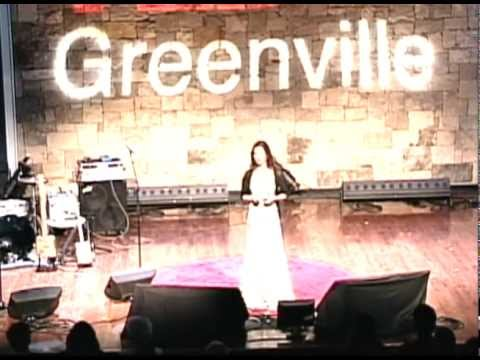 TEDxGreenville 2012 - Jennifer Pickering - Living Life As a Festival