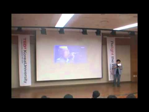 TEDxKoreaUniversity - Youngho Yoon - A nice way to enjoy music