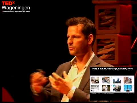 Enabling Urban Resilience: Andy van den Dobbelsteen at TEDxWageningen