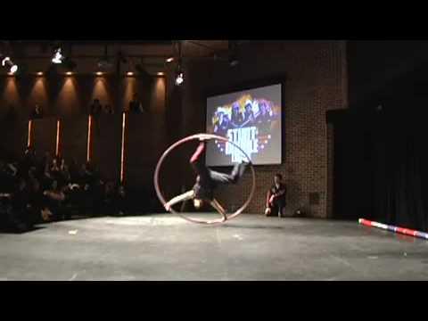 TEDxYouthOttawa - Stunt Double Circus - 03/04/10