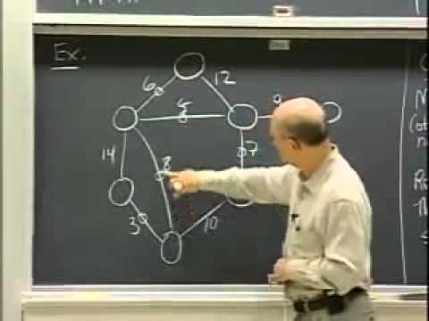 Saylor CS303: Introduction to Algorithms Lecture 16