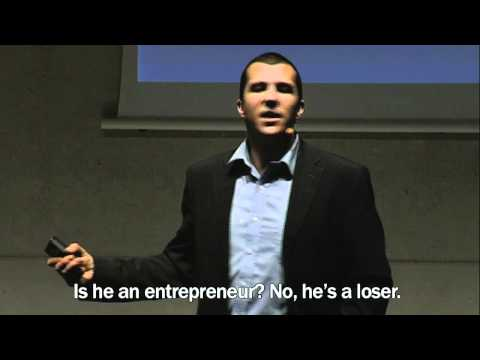 TEDxEsade - Carles Torrecilla - To be or not to be?