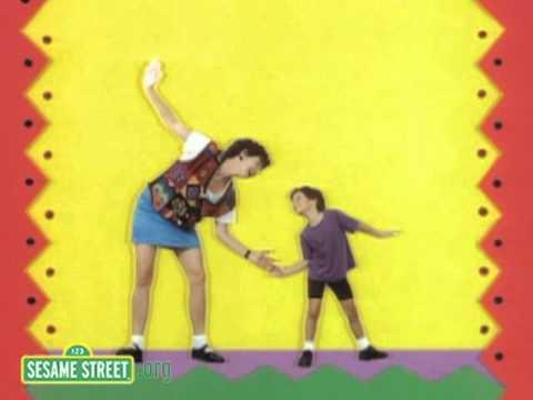 Sesame Street: Family Dance