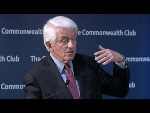 US Chamber of Commerce President Defends the American CEO